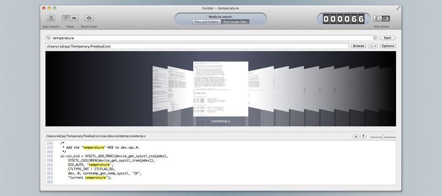 Insider for Mac